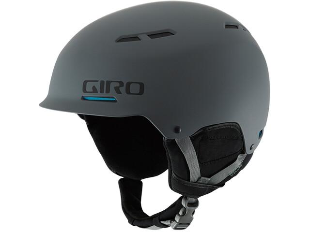 Giro Discord Helm, mat dark shadow